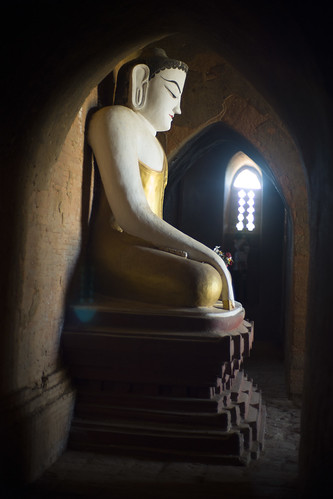 Buddha and Light | by ARROWSMITH