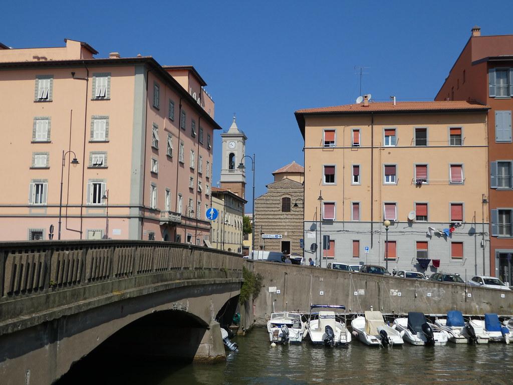 New Venice, Livorno
