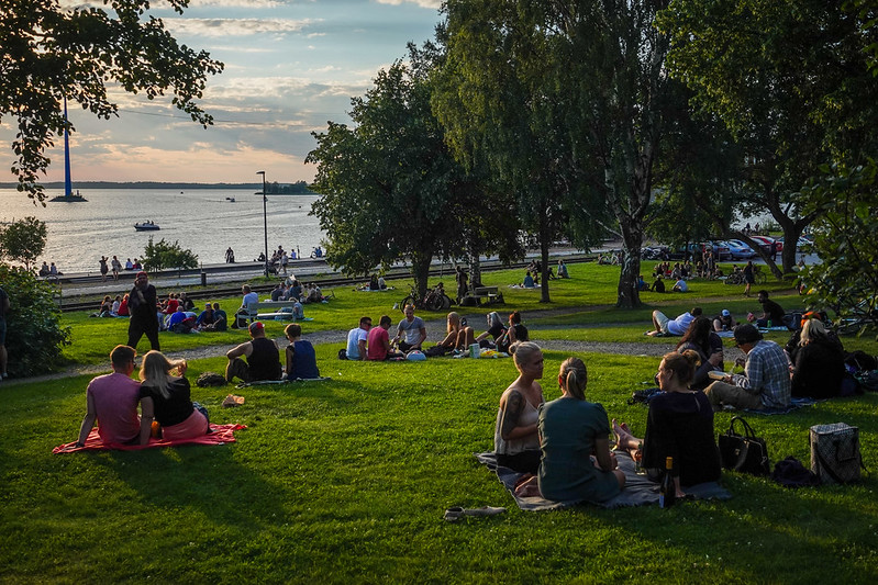 Vaasa Festival - the free side