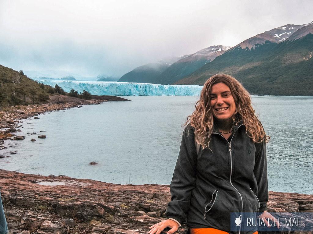 Perito Moreno en el Calafate