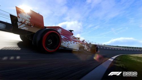 F1 2020 -Keep Fighting Foundation 3