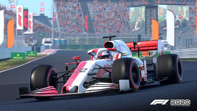 F1 2020 -Keep Fighting Foundation DLC