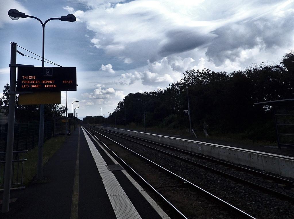 Gare de Vertaizon