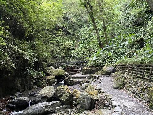 蘭城晶英 林美石磐步道