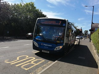 Stagecoach Newcastle 36094 on the 7