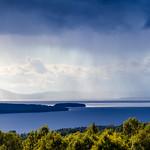 Lake skies 10/14, Plintsberg, July 12, 2020