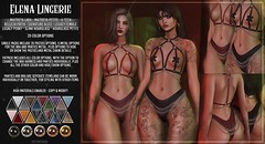 AsteroidBox. Elena Lingerie @ FaMESHed X