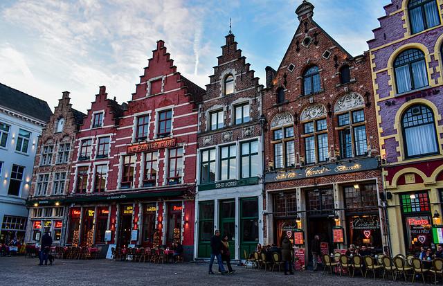 Brugge Arquitecture