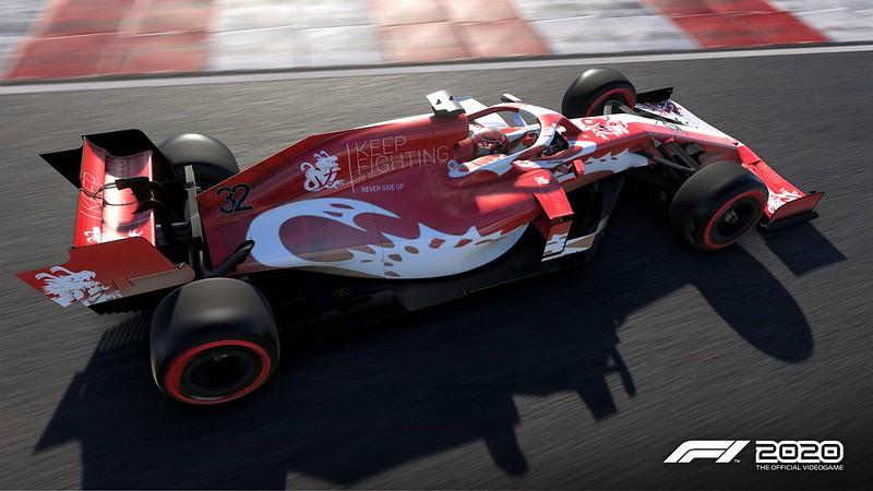 F1 2020 -Keep Fighting Foundation 1