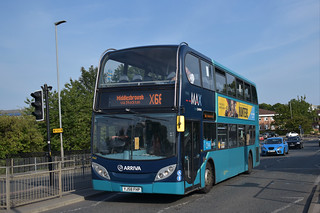 Arriva North East: 7562 / YJ58FHP