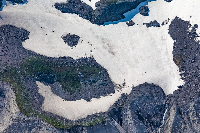 Nisqually Glacier at Mount Rainier