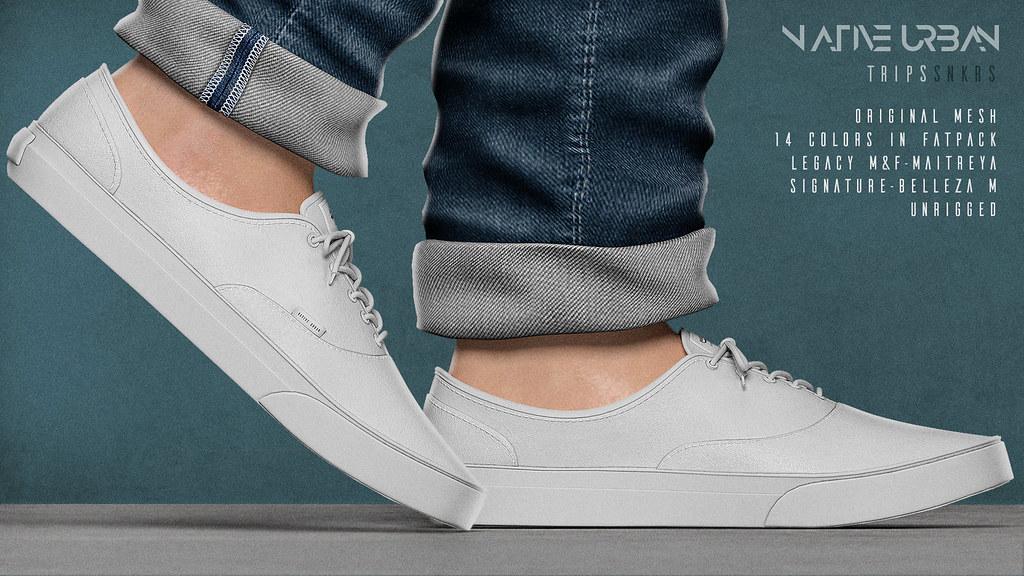 NATIVE URBAN – Trips Sneakers