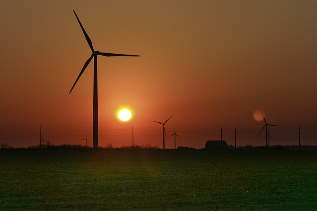 Sun and Wind Power