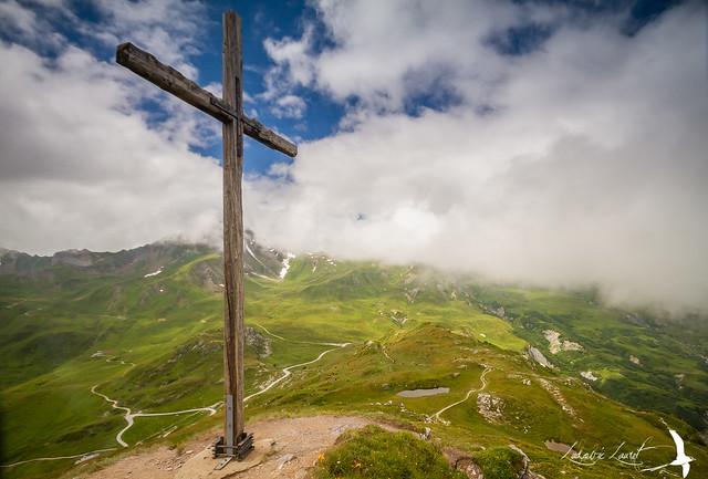 La croix du berger Beaufortain