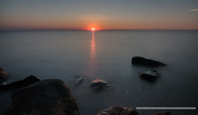 Sunset Fehmarn - GER