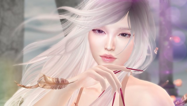 The Wind of dream portrait