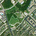 Wolf Pen Creek Park Aerial
