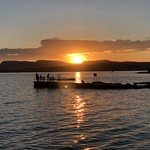 Solnedgang på Bygdøy (1)