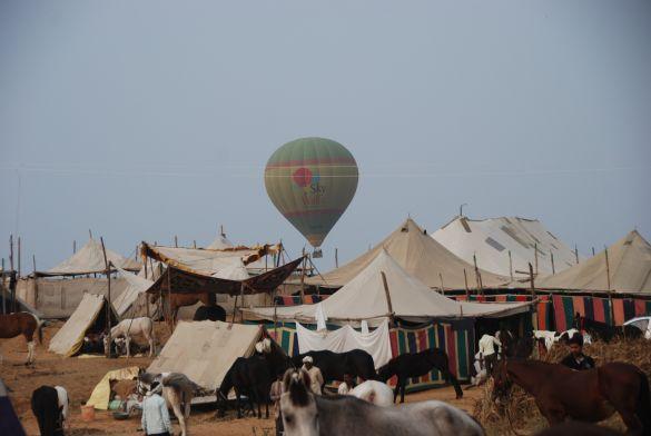 DSC_1773IndiaPushkarCamelFairLuchtballon