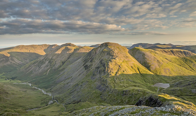 Great Gable Sunrise