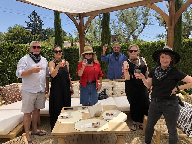 Quaranteam at Three Sticks Wines