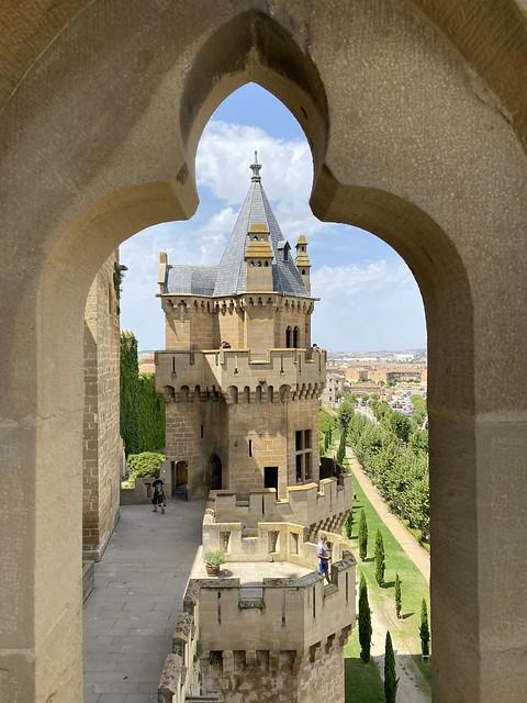 Olite. Navarra, Spain #navarra