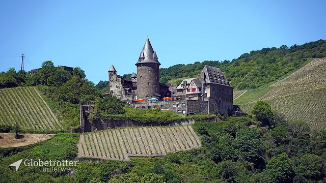 Bacharach | Burg Stahleck