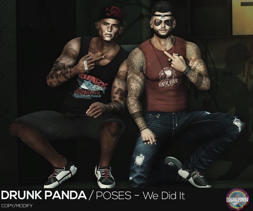Drunk Panda – WeDidIt