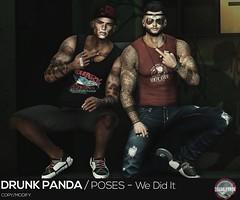 Drunk Panda - WeDidIt