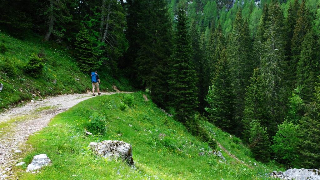 Koča na Planini pri Jezeru, Slovenia