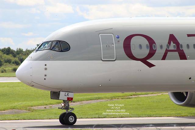Qatar Airways - A7-ALK