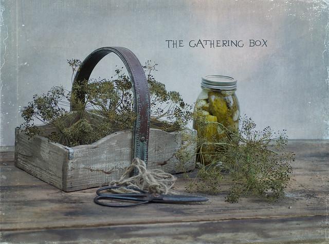 My little gathering box