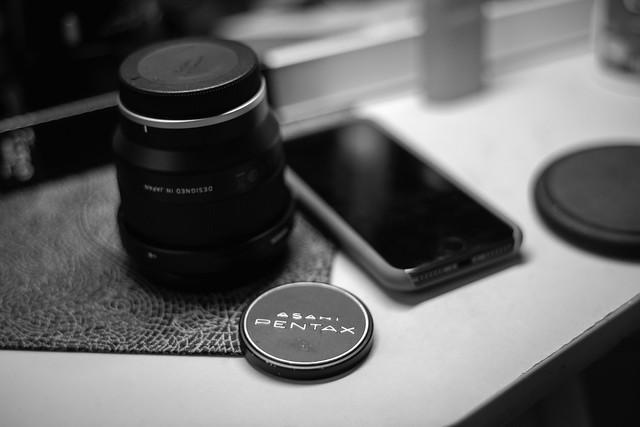 Pentax Lens Cap