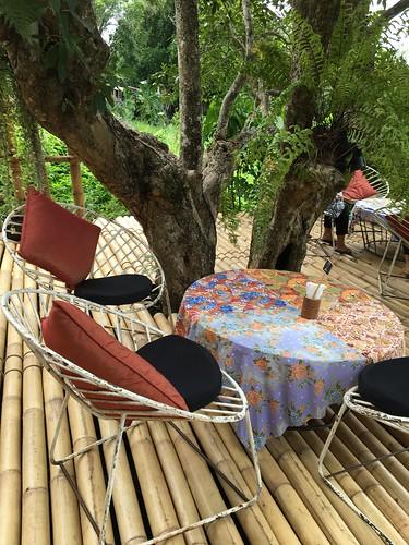 サムイ島 自然素敵カフェ Nature samui