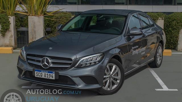 Contacto Mercedes-Benz C 300 e Avantgarde 9G-TRONIC PLUS