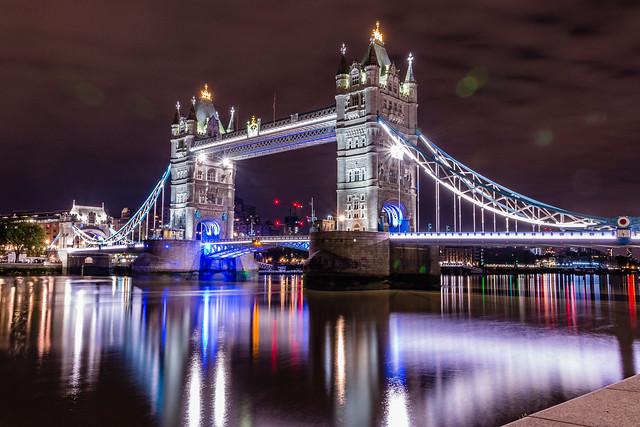 Tower Bridge Colour