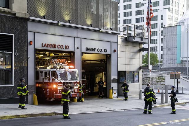 FDNY Ladder Company 10