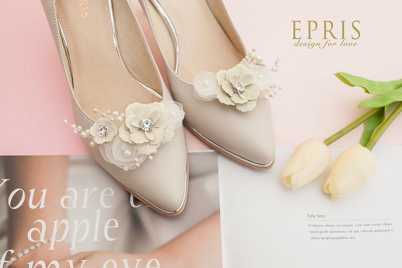典雅 鞋花