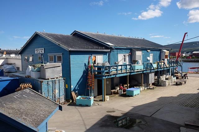 Blue fisheries