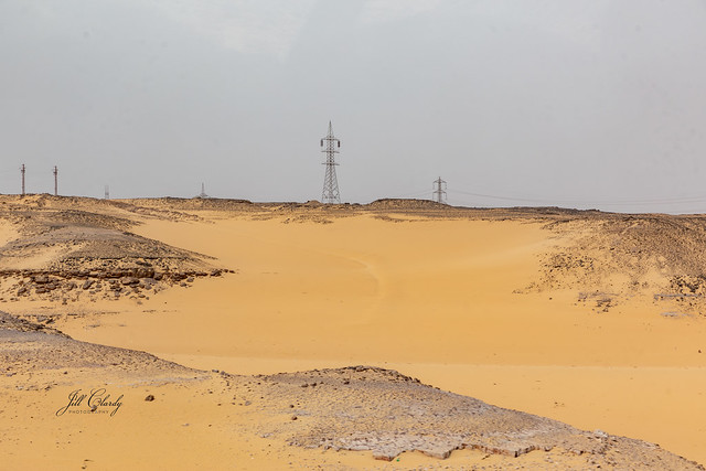 Armchair Traveling - Through The Desert, Egypt