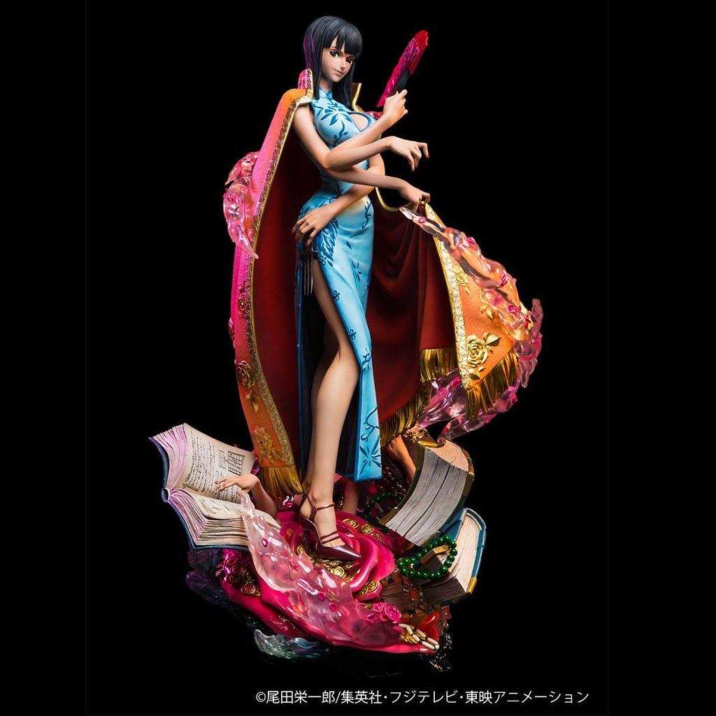 ONE PIECE Log Collection「妮可·羅賓」大型雕像 57公分魅力登場!