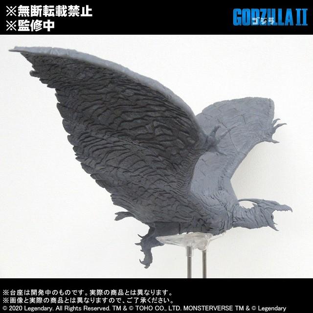 東寶大怪獸系列 拉頓(2019)原型公開  兇猛的翱翔之姿降臨!
