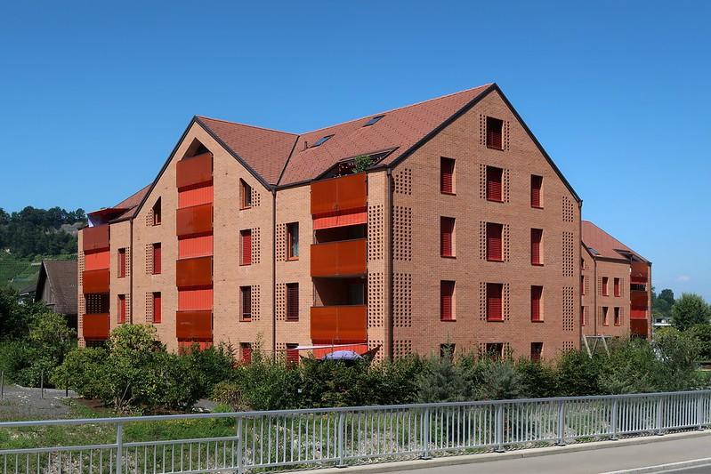 Thal SG - Brick Architecture