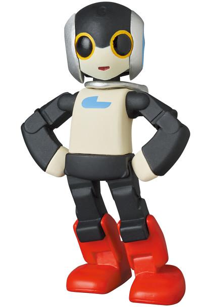 會說早安跟跳舞的機器人!MEDICOM TOY UDF 系列 洛比機器人 ROBI