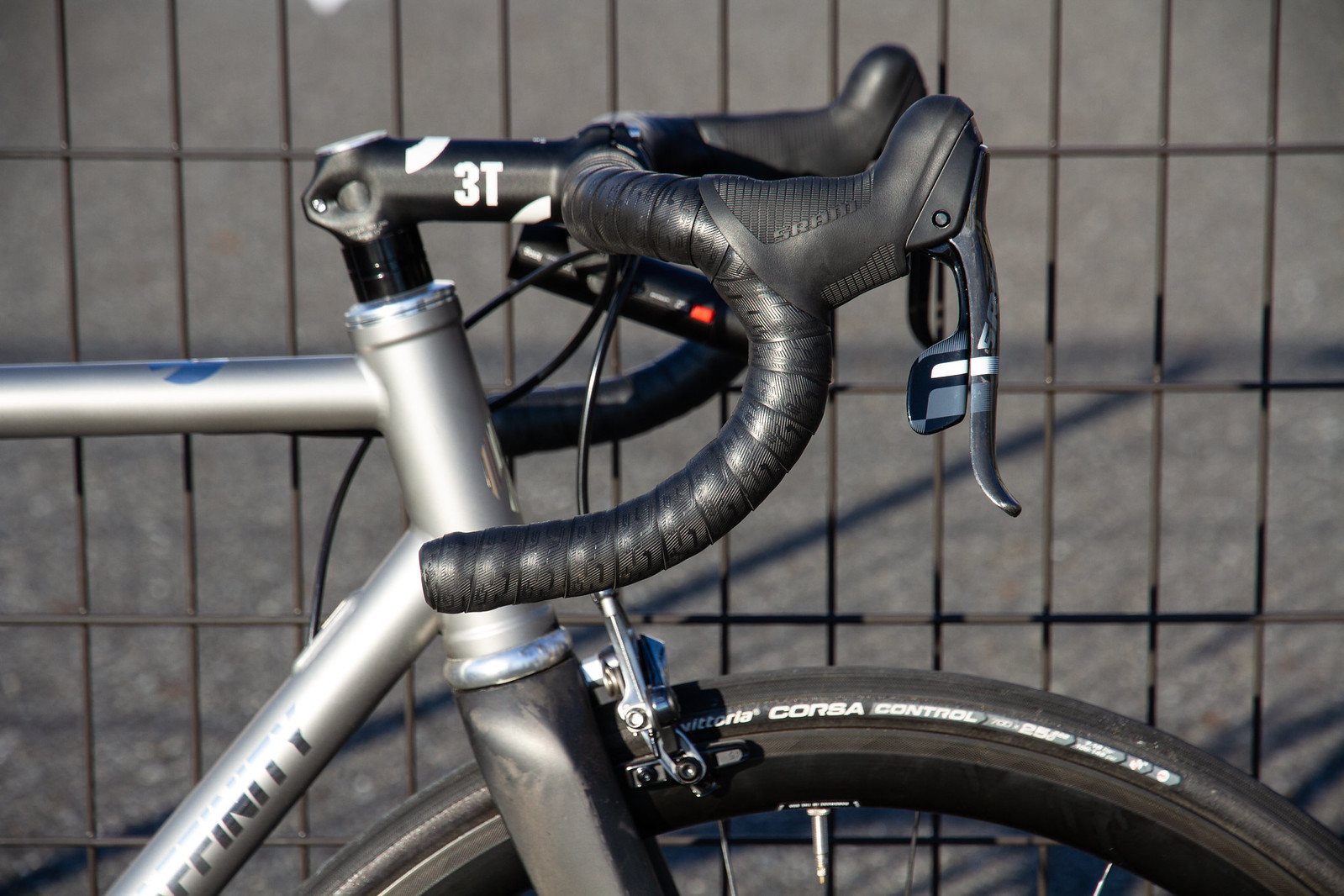 *AFFINITY CYCLES* anthem stainless road (M)