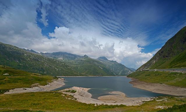 Passo di Lucomagno - Lukmanier Pass