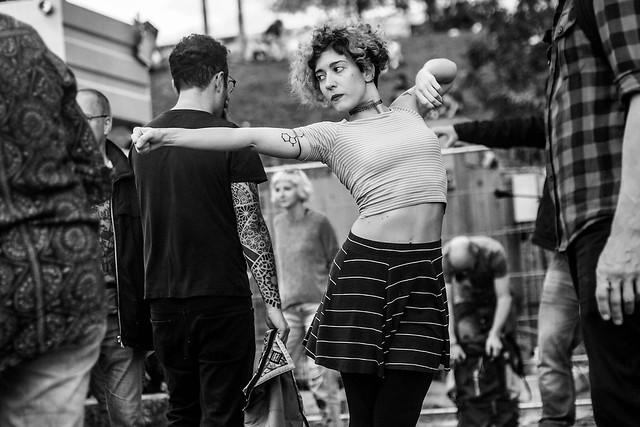 Dancer, Mauer Park