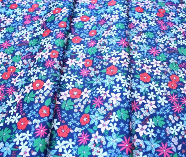 Art Gallery Fabrics Flowerette Wildflower Fields