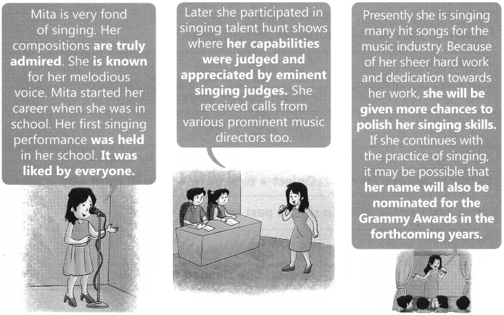 Active And Passive Voice Exercises for Class 6 CBSE 6