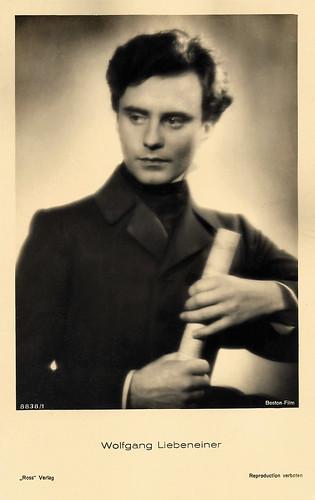 Wolfgang Liebeneiner in Abschiedswalzer (1934)